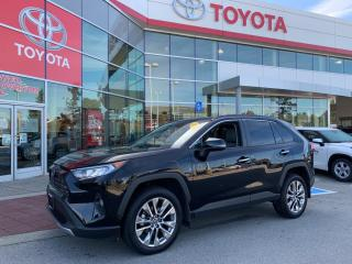Used 2019 Toyota RAV4 LIMITED  for sale in Surrey, BC