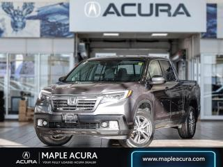 Used 2017 Honda Ridgeline EX-L for sale in Maple, ON