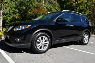 Used 2015 Nissan Rogue Sv FWD for sale in Vancouver, BC