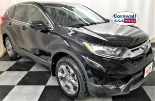 Used 2017 Honda CR-V EX - Clean CarFax, One Owner for sale in Cornwall, ON