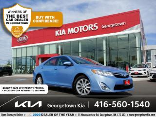 Used 2012 Toyota Camry HYBRID XLE HYBRID | NAVI | SUNROOF | BU CAM | HTD SEATS for sale in Georgetown, ON