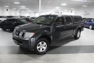 Used 2013 Nissan Frontier SV I REAR CAMERA I FRONT CAM I POWER OPTIONS I KEYLESS ENTRY for sale in Mississauga, ON