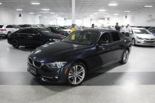 Used 2017 BMW 3 Series 320i XDRIVE SPORT I NAVIGATION I LEATHER I SUNROOF for sale in Mississauga, ON