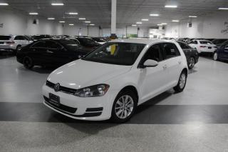 Used 2016 Volkswagen Golf TSI NO ACCIDENTS I REAR CAMERA I CARPLAY I HEATED SEATS I BT for sale in Mississauga, ON