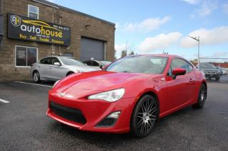 Used 2013 Scion FR-S 6 SPEED MANUAL /SPORT SEATS /SPORTY BIG WHEELS for sale in Newmarket, ON