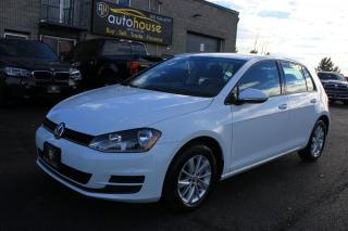 Used 2017 Volkswagen Golf ONE OWNER /AUTO /APPLE CARPLAY /HETED SEATS for sale in Newmarket, ON