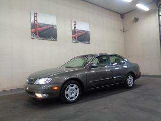 Used 2001 Infiniti I30 4dr Sdn for sale in Edmonton, AB