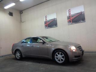 Used 2008 Cadillac CTS 4dr Sdn w/1SA--AWD for sale in Edmonton, AB