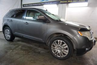 Used 2009 Ford Edge SEL AWD CERTIFIED 2YR WARRANTY HEATED SEAT CHROME BLUTOOTH BACKUP SENSORS CRUISE for sale in Milton, ON