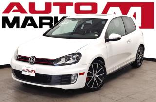 Used 2011 Volkswagen GTI Certified!Sunroof!WeApproveAllCredit! for sale in Guelph, ON