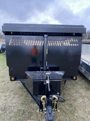 Used 2022 Triumph TA6X12-52 PAINTED STEEL DUMP TRAILER 5 TON for sale in Kitchener, ON
