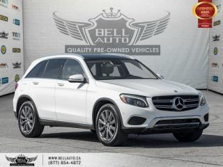 Used 2016 Mercedes-Benz GL-Class GLC 300, AWD, Navi, RearCam, Pano, NoAccident, B.spot for sale in Toronto, ON