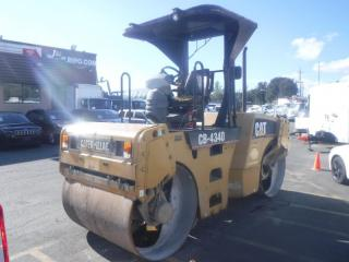 Used 2006 CATERPILLAR CB-434D Roller Diesel for sale in Burnaby, BC