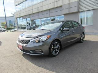 Used 2016 Kia Forte EX Sedan   Push Button Start   Alloy Rims   Heated Front Seats 2.0L EX for sale in Mississauga, ON