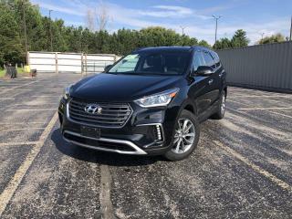 Used 2019 Hyundai Santa Fe XL PREFERRED AWD for sale in Cayuga, ON