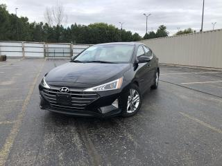 Used 2019 Hyundai Elantra Limited 2WD for sale in Cayuga, ON