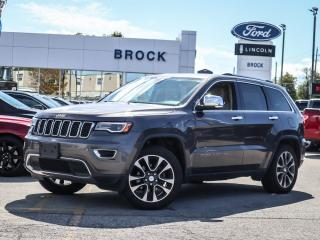 Used 2018 Jeep Grand Cherokee Limited for sale in Niagara Falls, ON