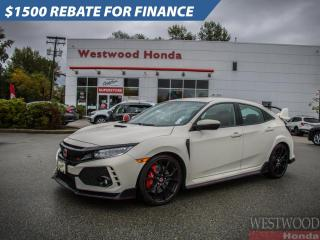 Used 2018 Honda Civic Type R TYPE R for sale in Port Moody, BC