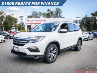 Used 2017 Honda Pilot EX for sale in Port Moody, BC
