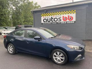 Used 2014 Mazda MAZDA3 for sale in Laval, QC