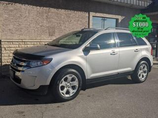 Used 2013 Ford Edge SEL* AWD/SXM/REMOTE STARTER/Reverse Camera for sale in Winnipeg, MB