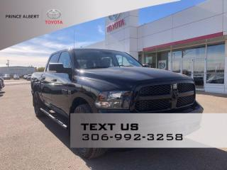 Used 2019 RAM 1500 Classic SLT for sale in Prince Albert, SK