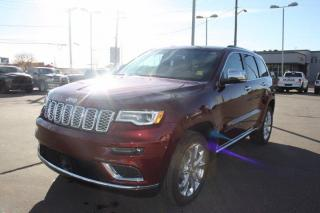 New 2021 Jeep Grand Cherokee Summit for sale in Swift Current, SK