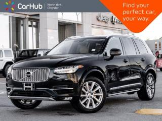 Used 2016 Volvo XC90 T6 Inscription AWD Heated & Vented Seats Panoramic Roof 360 Camera for sale in Thornhill, ON
