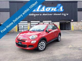 Used 2016 Fiat 500 X Pop, 4WD, Keyless Entry, Telescopic Steering, Power Group & Much More! for sale in Guelph, ON