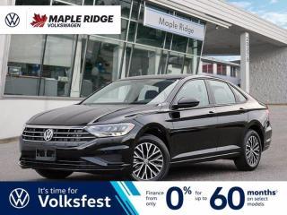 New 2021 Volkswagen Jetta comfortline for sale in Maple Ridge, BC