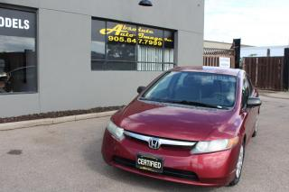 Used 2007 Honda Civic DX for sale in Oakville, ON