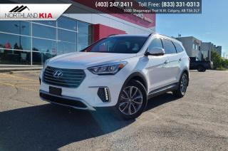 Used 2017 Hyundai Santa Fe XL Premium HEATED FRONT/REAR SEATS, BACKUP CAMERA, BLINDSPOT DETECTION for sale in Calgary, AB
