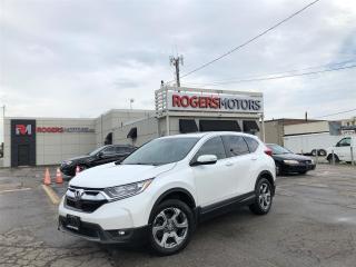 Used 2019 Honda CR-V 3.99% Financing - EX-L AWD - NAVI - SUNROOF - LEATHER for sale in Oakville, ON