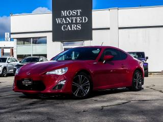 Used 2014 Scion FR-S BLUETOOTH | XENONS | ALLOYS | TOUCHSCREEN for sale in Kitchener, ON