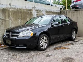 Used 2009 Dodge Avenger SXT | POWER SEATS | AS TRADED - YOU CERTIFY YOU SAVE!!! for sale in Kitchener, ON