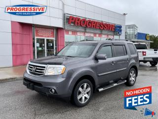 Used 2014 Honda Pilot Touring for sale in Sarnia, ON