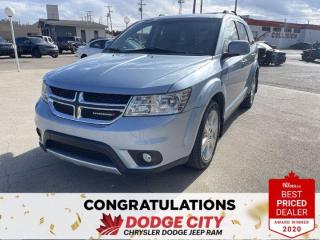 Used 2013 Dodge Journey R/T- AWD,Htd.Seats/Wheel,Nav,Remote Start for sale in Saskatoon, SK