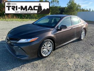 Used 2018 Toyota Camry XLE for sale in Port Hawkesbury, NS