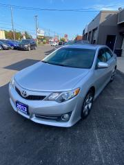 Used 2013 Toyota Camry SE for sale in Hamilton, ON