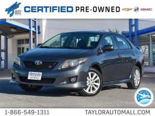 Used 2010 Toyota Corolla S for sale in Kingston, ON