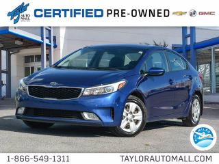 Used 2017 Kia Forte LX for sale in Kingston, ON