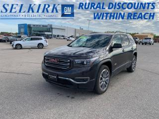 Used 2017 GMC Acadia SLT-1 for sale in Selkirk, MB