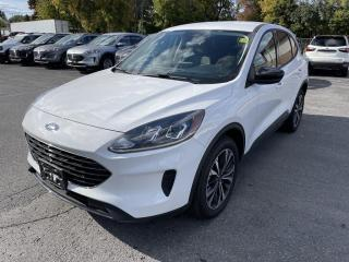 New 2021 Ford Escape SE Hybrid SE HYBRID AWD for sale in Cornwall, ON