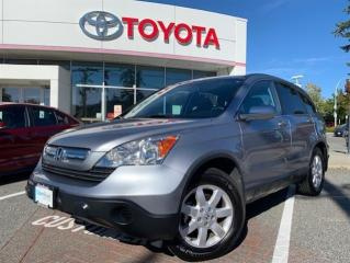 Used 2007 Honda CR-V EX-L 5 SPD at for sale in Surrey, BC