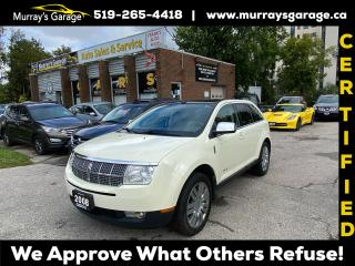 Used 2008 Lincoln MKX AWD for sale in Guelph, ON