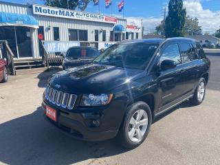 Used 2014 Jeep Compass NORTH-SOLD SOLD for sale in Stoney Creek, ON