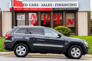 Used 2011 Jeep Grand Cherokee Laredo | 4WD | Leather | Navi | Cam | Alloys for sale in Oshawa, ON
