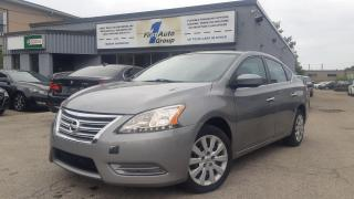 Used 2013 Nissan Sentra S for sale in Etobicoke, ON