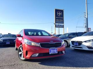 Used 2018 Kia Forte No Accidents | LX+ Auto | Certified for sale in Brampton, ON