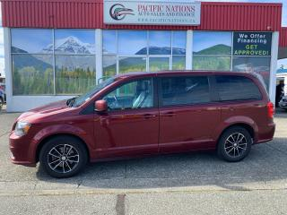 Used 2019 Dodge Grand Caravan GT 2WD for sale in Campbell River, BC
